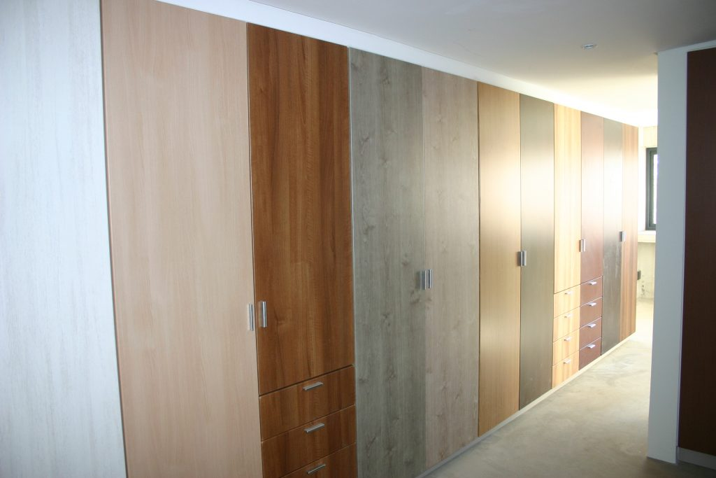 Wrap doors with multi colours